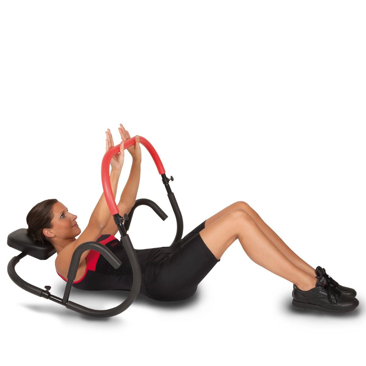 HAMMER Bauchtrainer AB-Roller   Hammer-Fitness.de