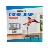 HAMMER Fitness-Trampolin Cross Jump Trainings DVD